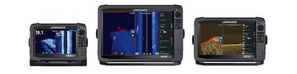 Lowrance 3D StructureScan - обзорная статья