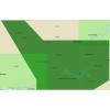 Карта глубин - Кама низовье и Вятка