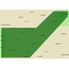 Карта глубин - Ока низовье