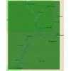 Карта глубин - Ульяновск-Балаково