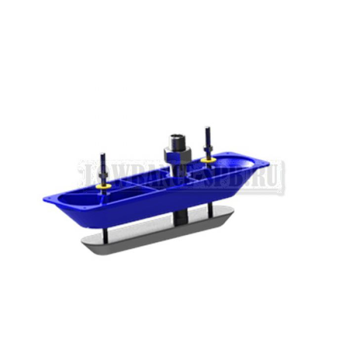 Lowrance StructureScan SS Thru-Hull