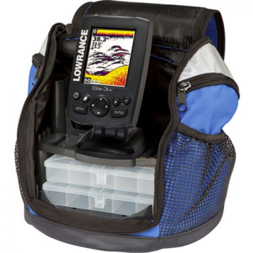 Эхолот зимний Lowrance Elite-3x All-Season Pack