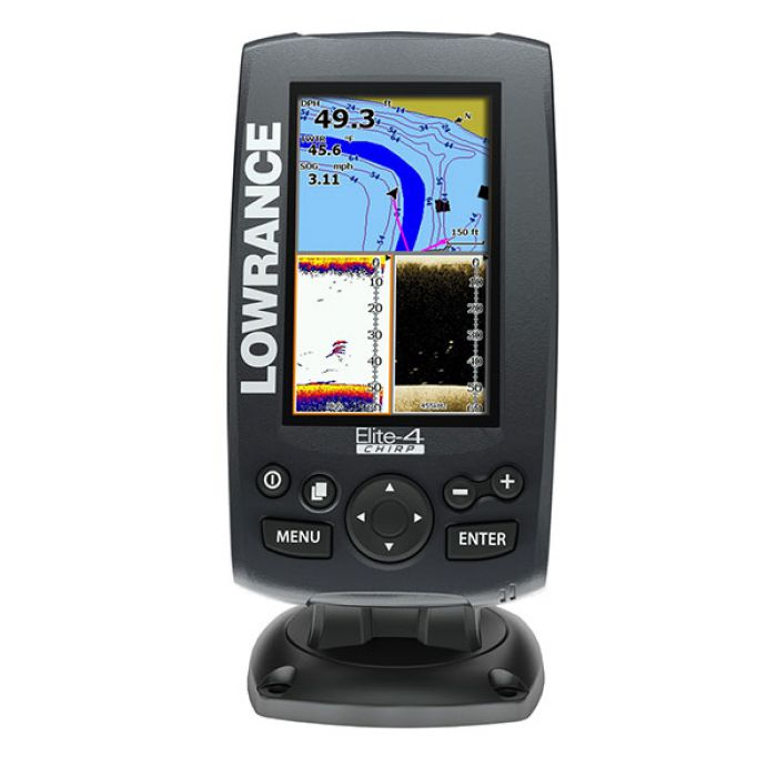 Эхолот Lowrance Elite-4-CHIRP