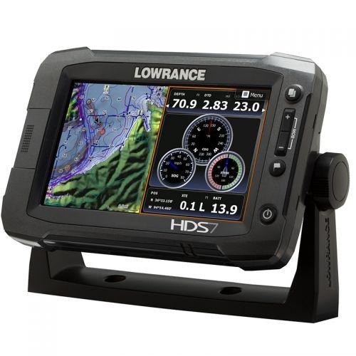 Эхолот Картплоттер Lowrance HDS-7 Gen2 Touch