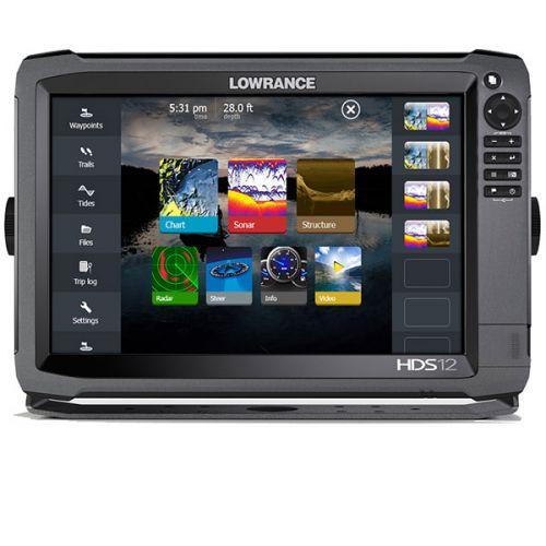 HDS-12 Gen3 в комплекте с датчиком StructureScan HD