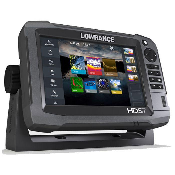 HDS-7 Gen3 в комплекте с датчиком StructureScan HD