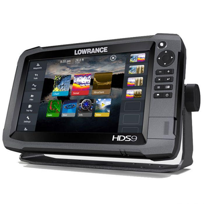 HDS-9 Gen3 в комплекте с датчиком StructureScan HD