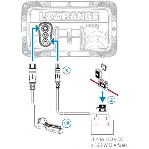 Эхолот HOOK2-5x GPS SplitShot комплект