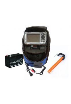 Эхолот HOOK2-4x Bullet комплект с сумкой
