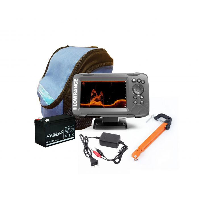 HOOK2-5x GPS SplitShot комплект с сумкой