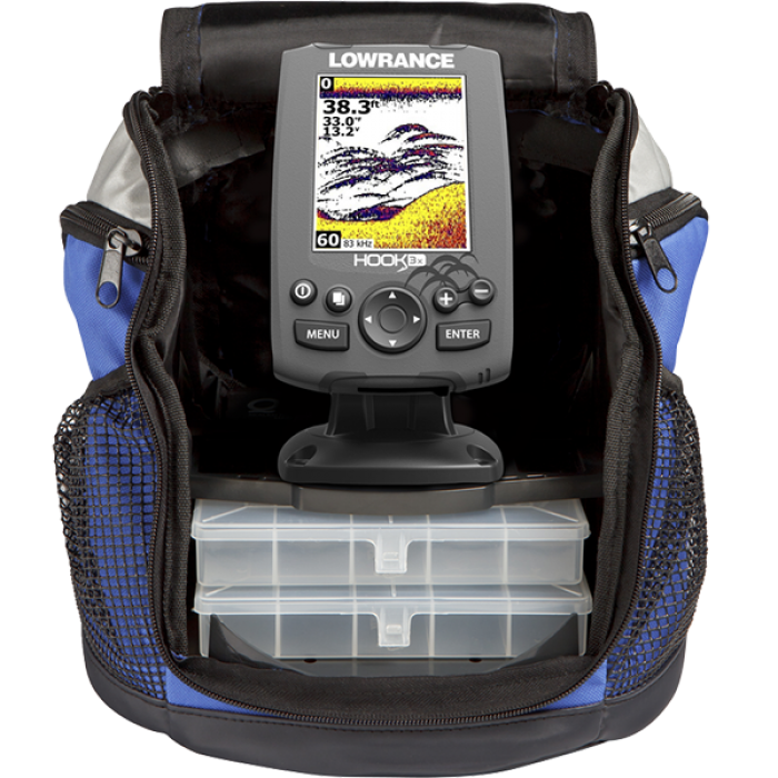 Lowrance HOOK-3x All Season Pack Зимний эхолот
