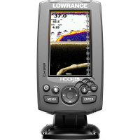 Lowrance HOOK-4x Mid/High Эхолот