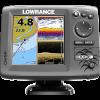 Эхолот картплоттер Lowrance HOOK-5 комплект