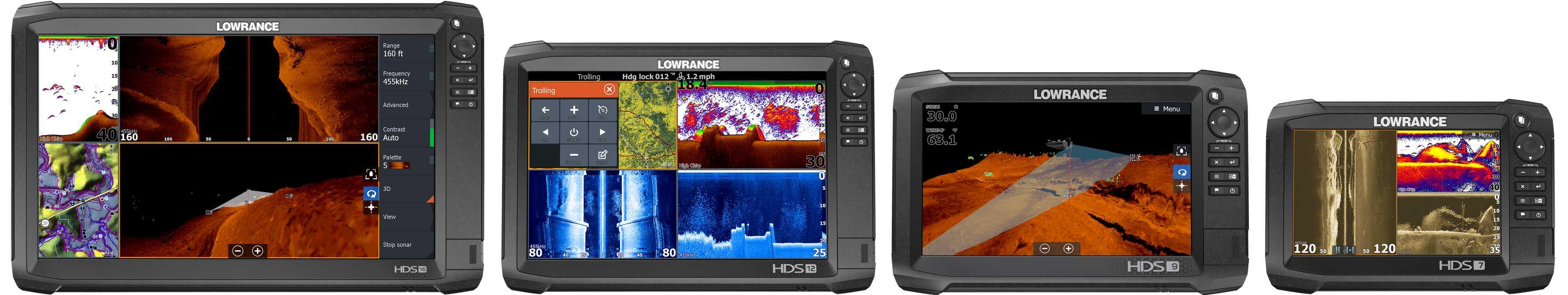 Lowrance HDS Carbon
